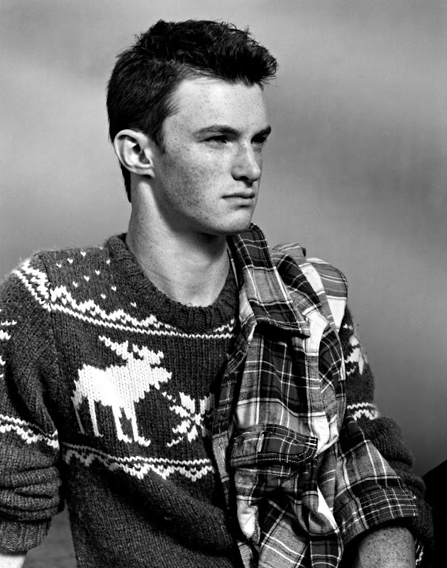 Paul Stowick @ Chosen by Bruce Weber, 2011