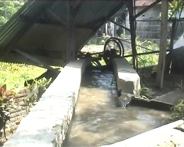 Kenaikan TDL Tak Pengaruhi Pemilik Kincir Air