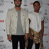 OIC - ENTSIMAGES.COM - Dan Edgar and Stephen Bear at the  Jeans for Genes Day 2015 - launch party in London 2nd September 2015 Photo Mobis Photos/OIC 0203 174 1069