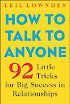 How To Talk To Anyone 92 Little Tricks For Big Success