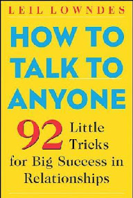Cover of Leil Lowndes's Book How To Talk To Anyone 92 Little Tricks For Big Success