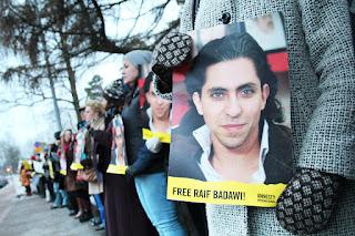 Ensaf et Raif Badawi