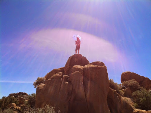 Hiking Joshua Tree