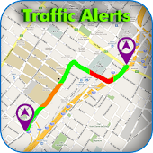 Traffic Alerts with Navigation, Maps & Directions