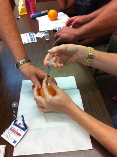 Vaccination Training