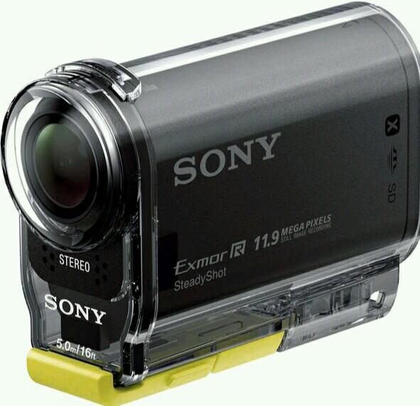kamera aksi sony hdr as20