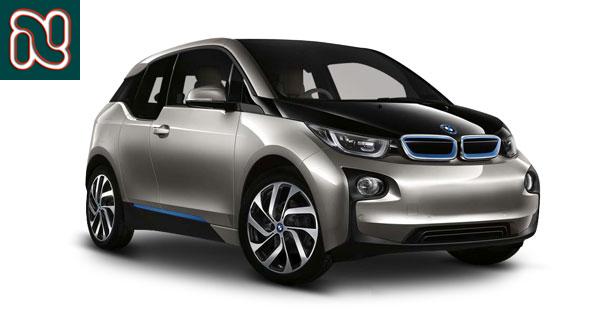 New BMW i3 Model