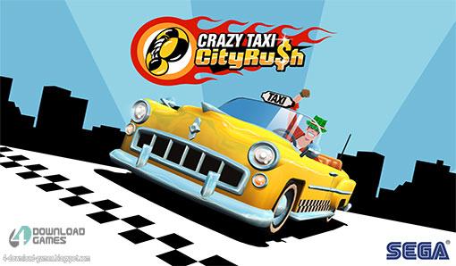 كريزي تاكسي - Crazy Taxi City Rush