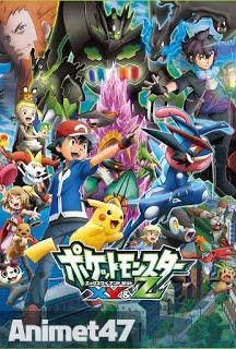 Pokemon XY & Z - Pokemon SS20 2013 Poster
