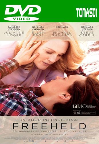No sin Ella (Freeheld) (2015) DVDRip