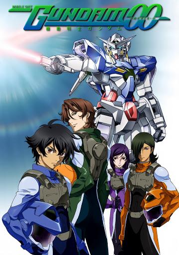 Mobile Suit Gundam OO Season 1 ตอนที่ 1-25 END [พากย์ไทย]