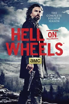 Baixar Série Hell on Wheels 4ª Temporada Torrent Grátis