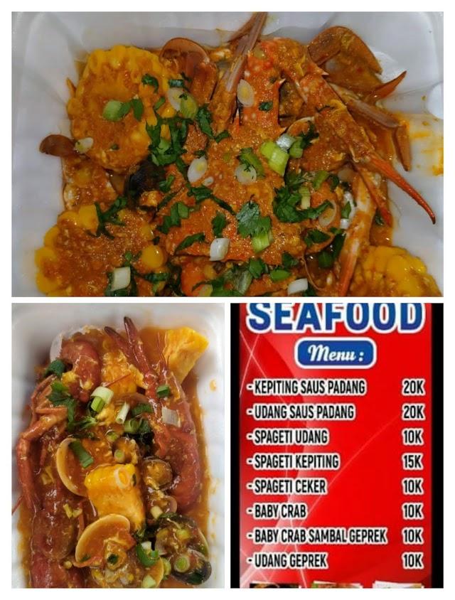 Makan Seafood Ga Pake Mahal. Warung Serba Seafood Medan