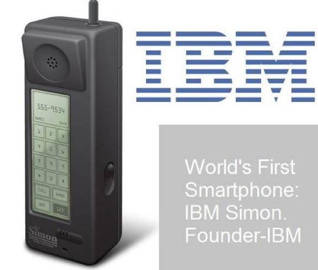 5fcb628dd4 Simon è un telefono cellulare prodotto dalla IBM e distribuito dalla  BellSouth ed è considerato il primo smartphone della storia,cioè telefoni  cellulari a ...