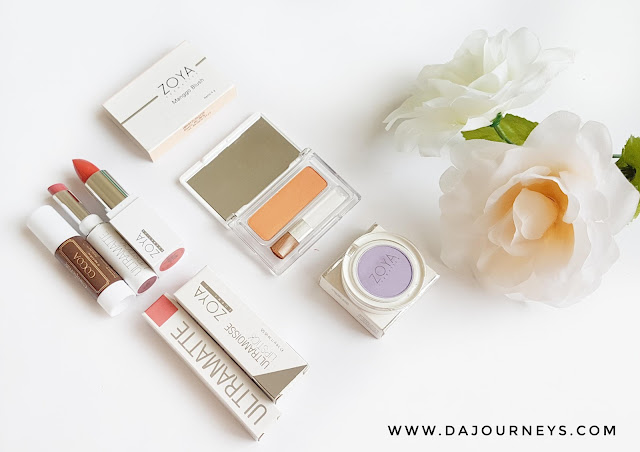Effortlessly Beautiful Ramadhan with Zoya Cosmetics