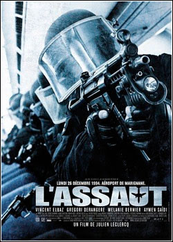 Filme Poster L'assaut DVDRip XviD & RMVB Legendado