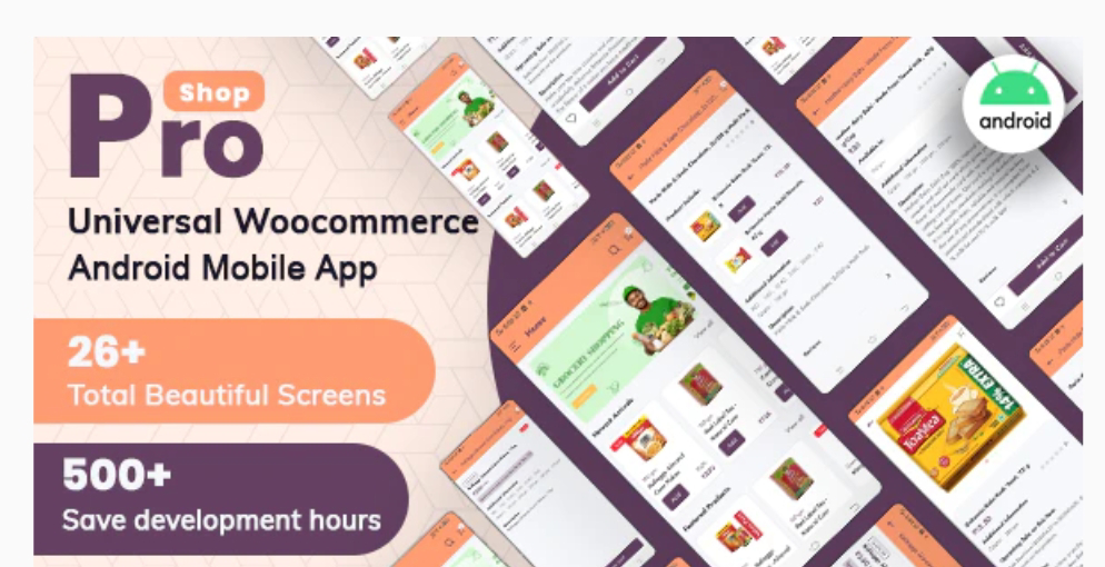 Shopping Ecommerce  App  Source Code