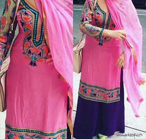 punjabi suit designs
