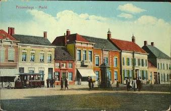 Photo: 1905-1915 Prinsenhage-Markt