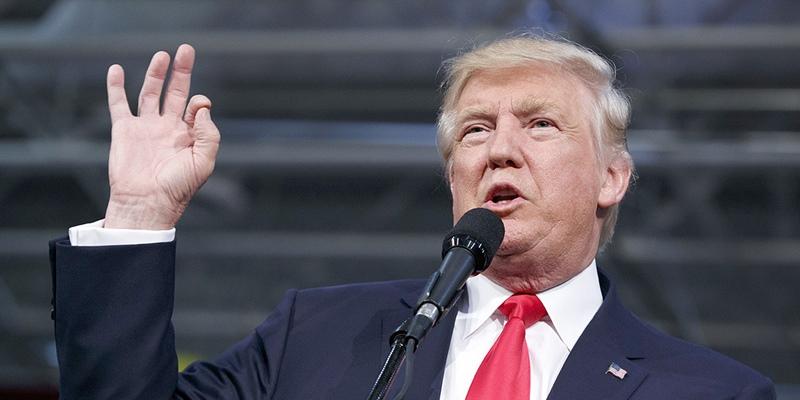 Trump Digugat 22,9 Juta Dolar AS Oleh Kelompok Hak Sipil Karena Sebut Covid-19 sebagai 'Virus China'