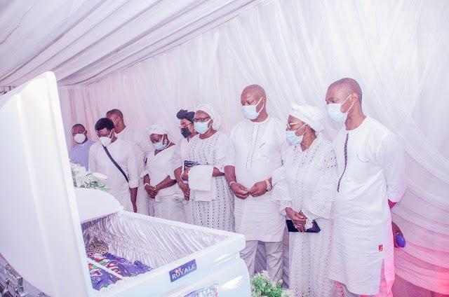 VFD Group GMD, Nonso Okpala, Buries Dad ~Omonaijablog