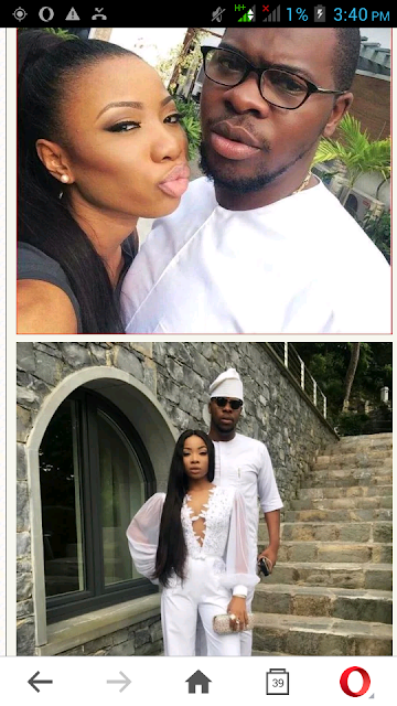 Mocheddah Is Getting Married To Prince 'BK' Bukunyi Olateru-Olagbegi