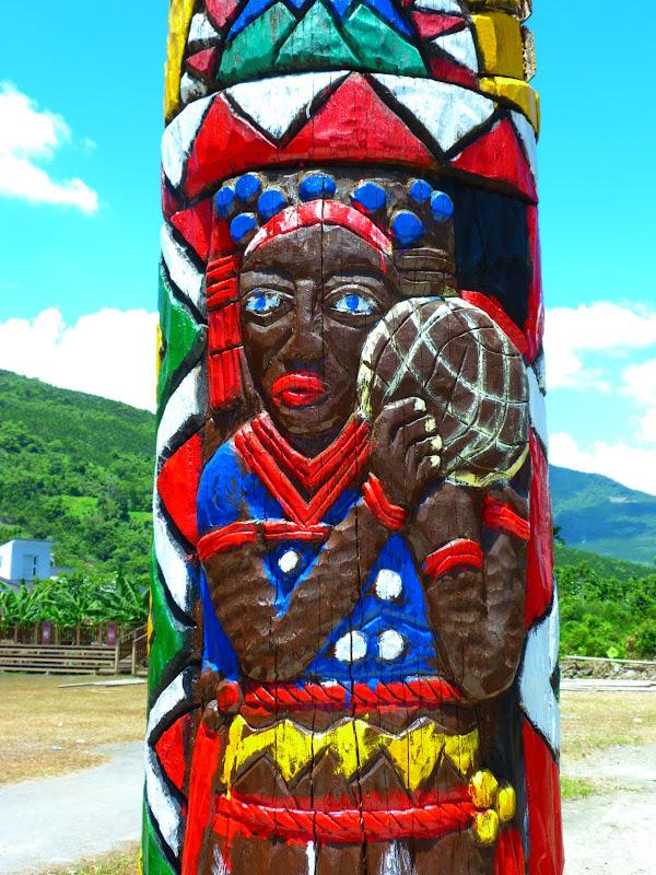 Hualien County. De Liyu lake à Guangfu, Taipinlang ( festival AMIS) Fongbin et retour J 5 - P1240462.JPG