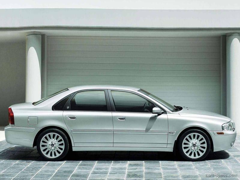 2004 volvo s80 turbo