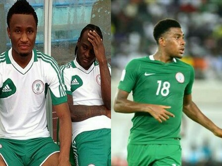 Wearing Mikel's No 10 jersey not a priority -Iwobi