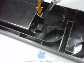 Tutorial penggantian pita printer epson