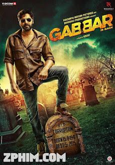 Người Hùng Tái Xuất - Gabbar is Back (2015) Poster