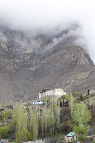 Baltit Fort Early in the Morning.