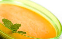Weight Loss Recipes : Chilled Melon Soup