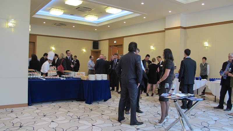 2012-QLD investment trade event