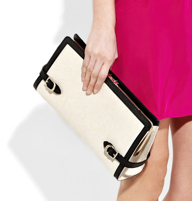 Bally Redgrave Clutch
