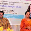 Manju Warrier Made vegetables for Onam 2014