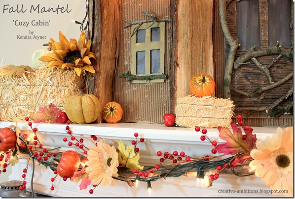 Fall Mantel 2017 e