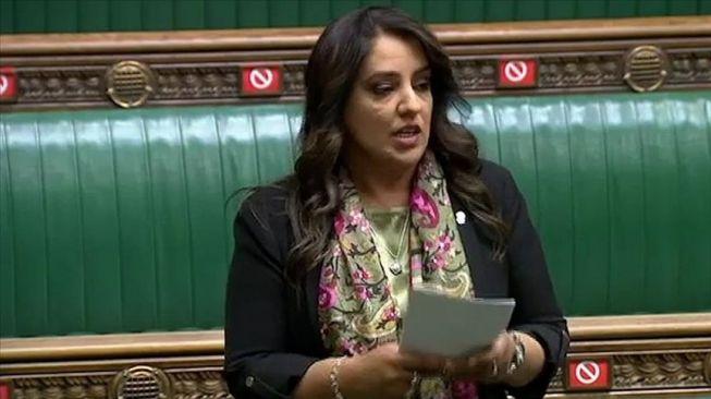Pidato Berapi-api, Anggota Parlemen Inggris Ini Bela Nabi Muhammad