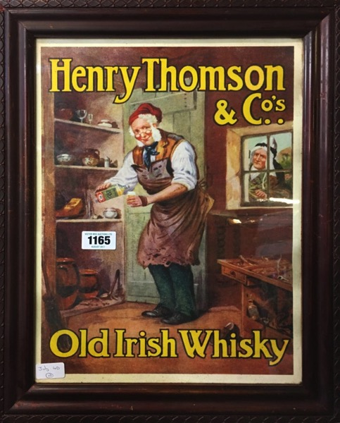 Henry Thomson Poster