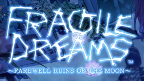 fragile dreams title