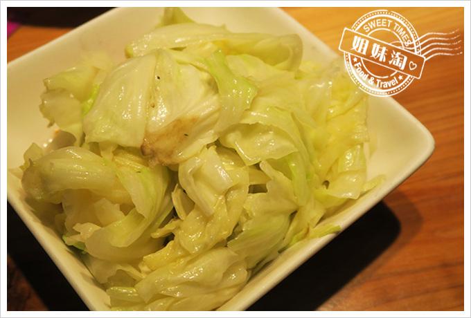 高雄尖東茶記高麗菜