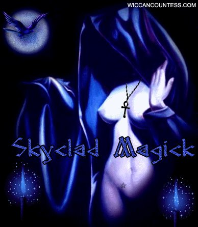 Sky Magic Ritual, Magic And Spells