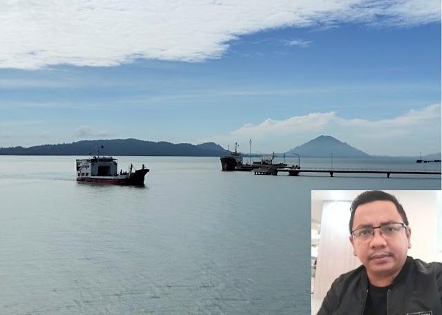 Noor Ipansyah; Mesti Ada Regenerasi Tolak Tambang Pulau Laut Yang Merugikan