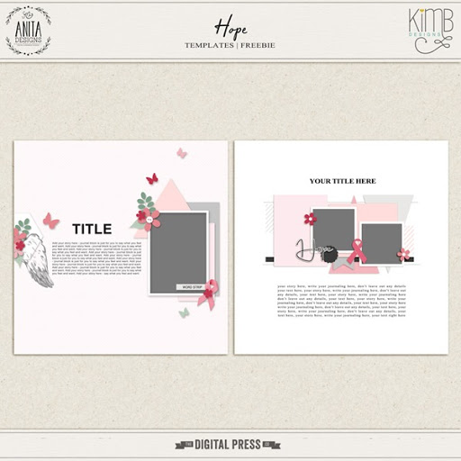 New Collection – HOPE + Freebie