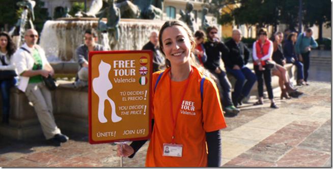 free-tour-turista - imagem Free  Tour Valencia