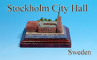 Stockholm City Hall ‐Sweden‐