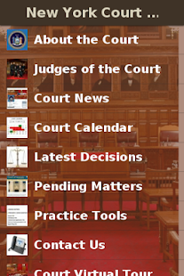 Court of Appeals- screenshot thumbnail