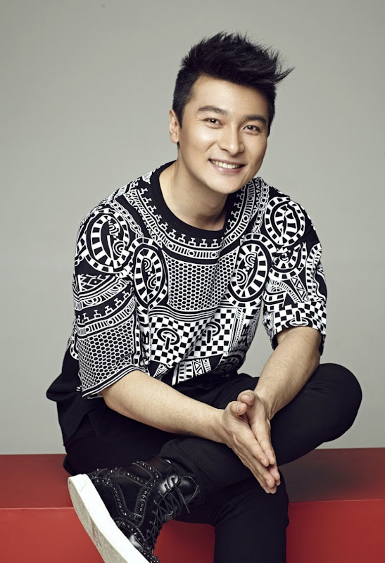 He Gang China Actor