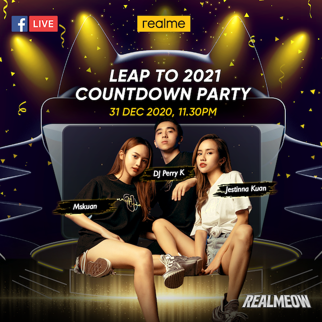 Leap to 2021 Countdown Party