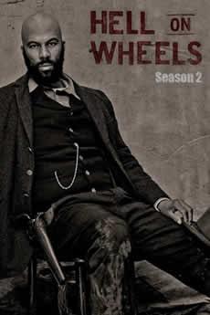 Baixar Série Hell on Wheels 2ª Temporada Torrent Grátis